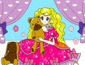 Flash-game-coloring-with-princess