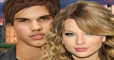 Makeup Game With Taylor Swift And