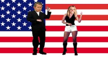 Play-dance-with-george-bush-va-britney-spears